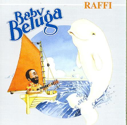 BABY BELUGA BY RAFFI (CD)