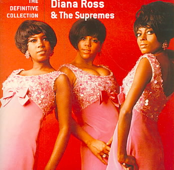 DEFINITIVE COLLECTION BY ROSS,DIANA & THE SU (CD)